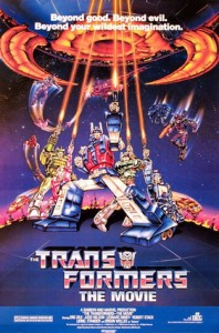 Transformers: The Movie - 1986 poster